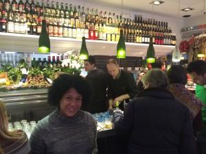 La Castela Cocina tradicional y de mercado en Madrid