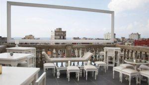 Restaurante La Guarida en La Habana